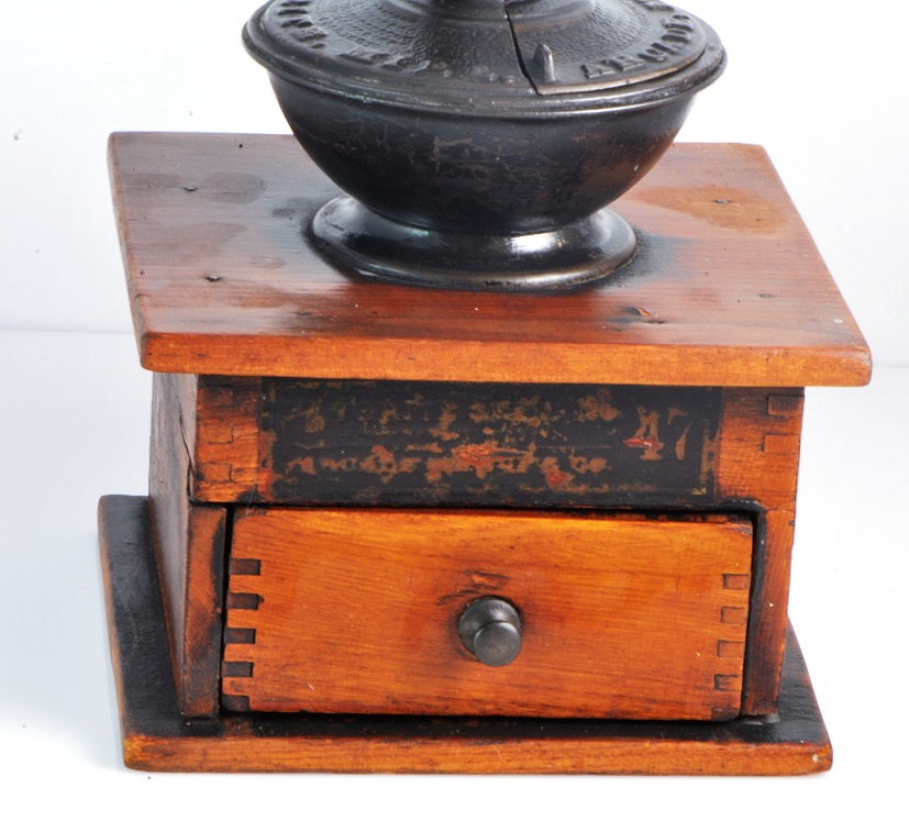 Antique Coffee Grinder By Arcade Mfg Co Favorite Mill